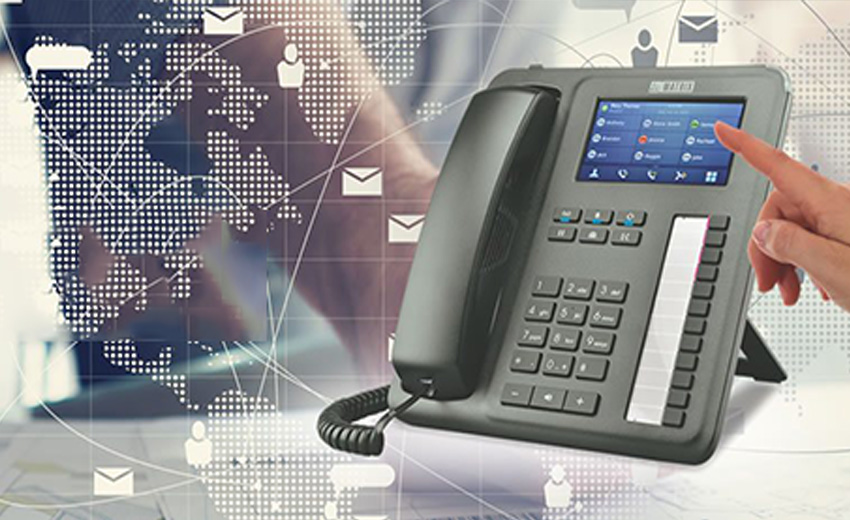 PABX Telephone Extension and IP System